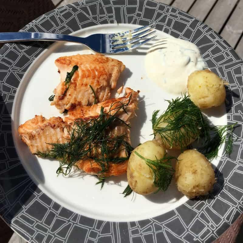 Delicious and Easy Salmon Recipe from Finland