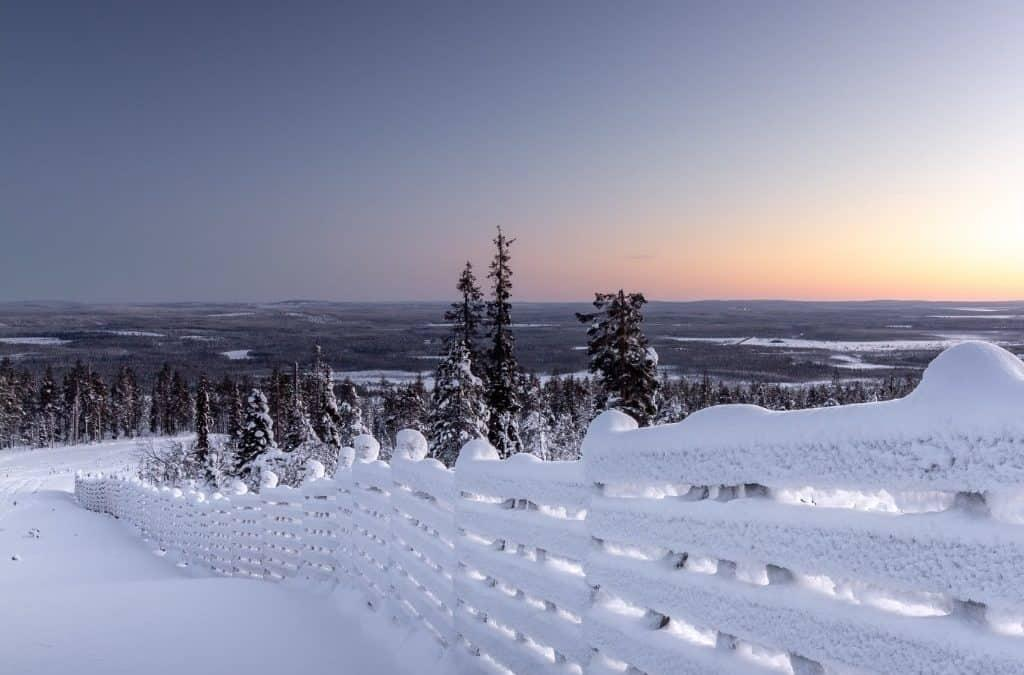 Lapland Day Trip from Rovaniemi: Pyhä Fell