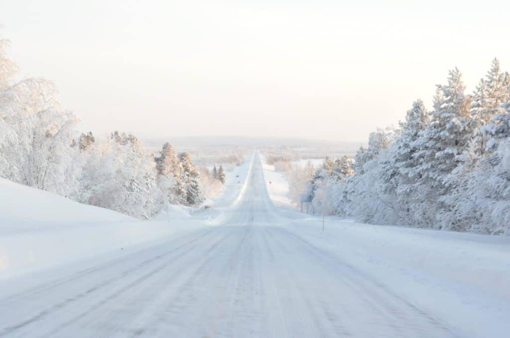 Tourist Driving in Finland - Her Finland: Winter driving is safe and enjoyable in Finland. Read this easy guide on Driving in Finland as a Tourist!