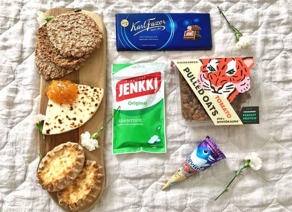 7 Finnish Foods to Try at a Grocery Store