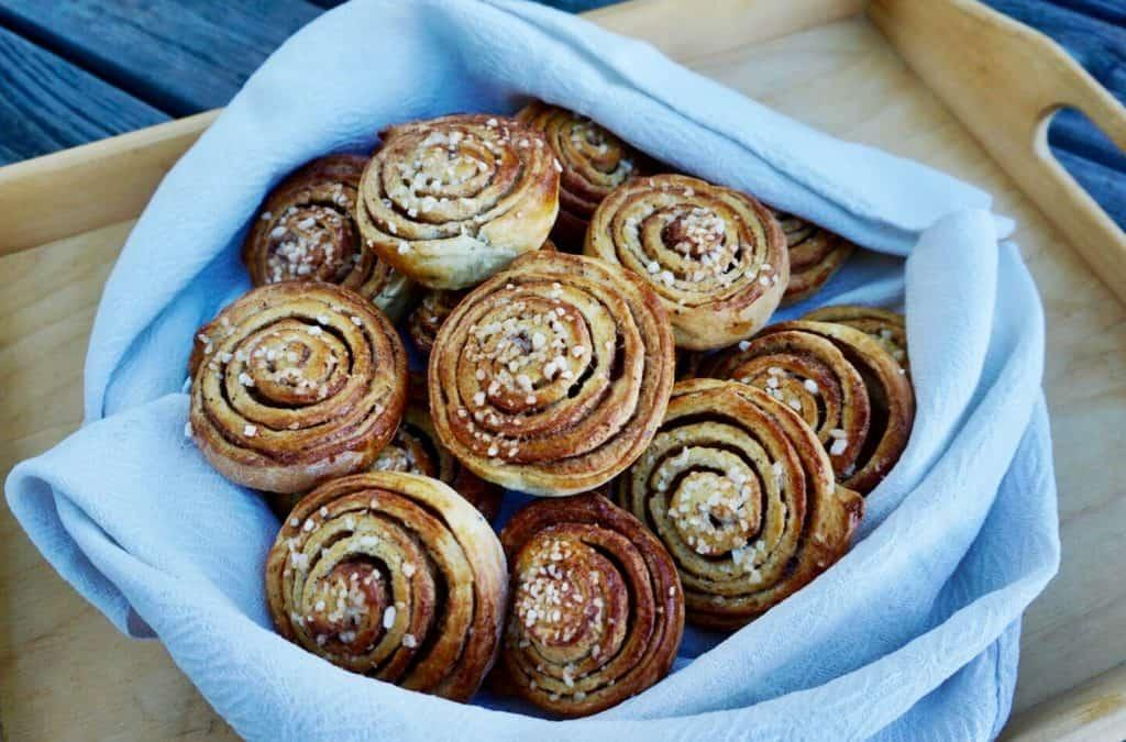 The Irresistible Finnish Cinnamon Rolls: Pulla Recipe