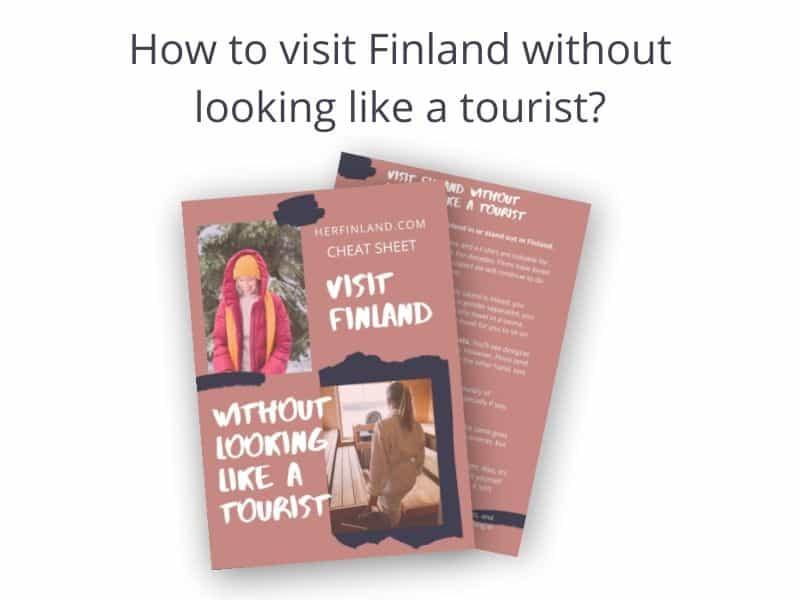 A Finland blog that helps you connect with authentic Finnish language & travel resources