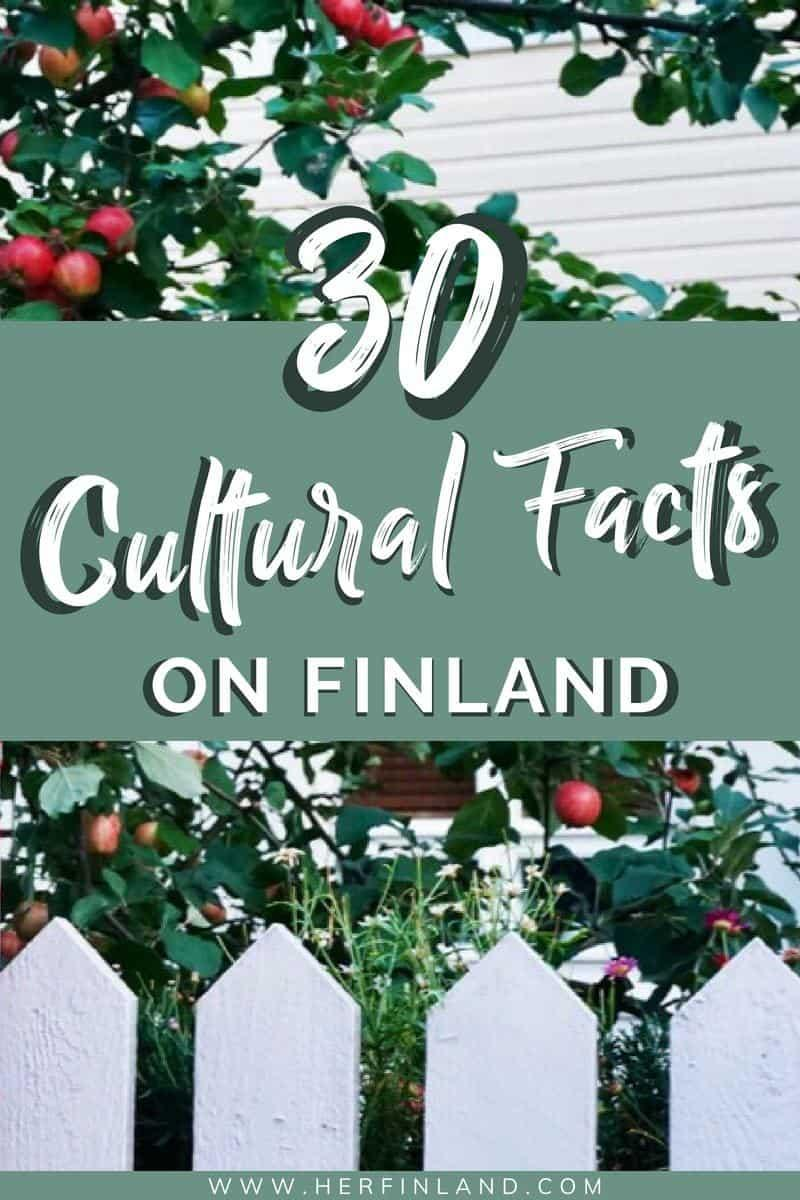 Facts on Finland: Learn these helpful cultural facts and enjoy your Finland visit even more!