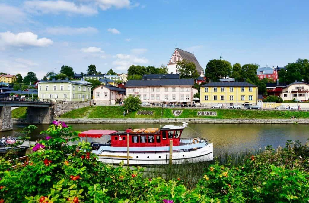 The Cutest Little River Town in Finland: Porvoo