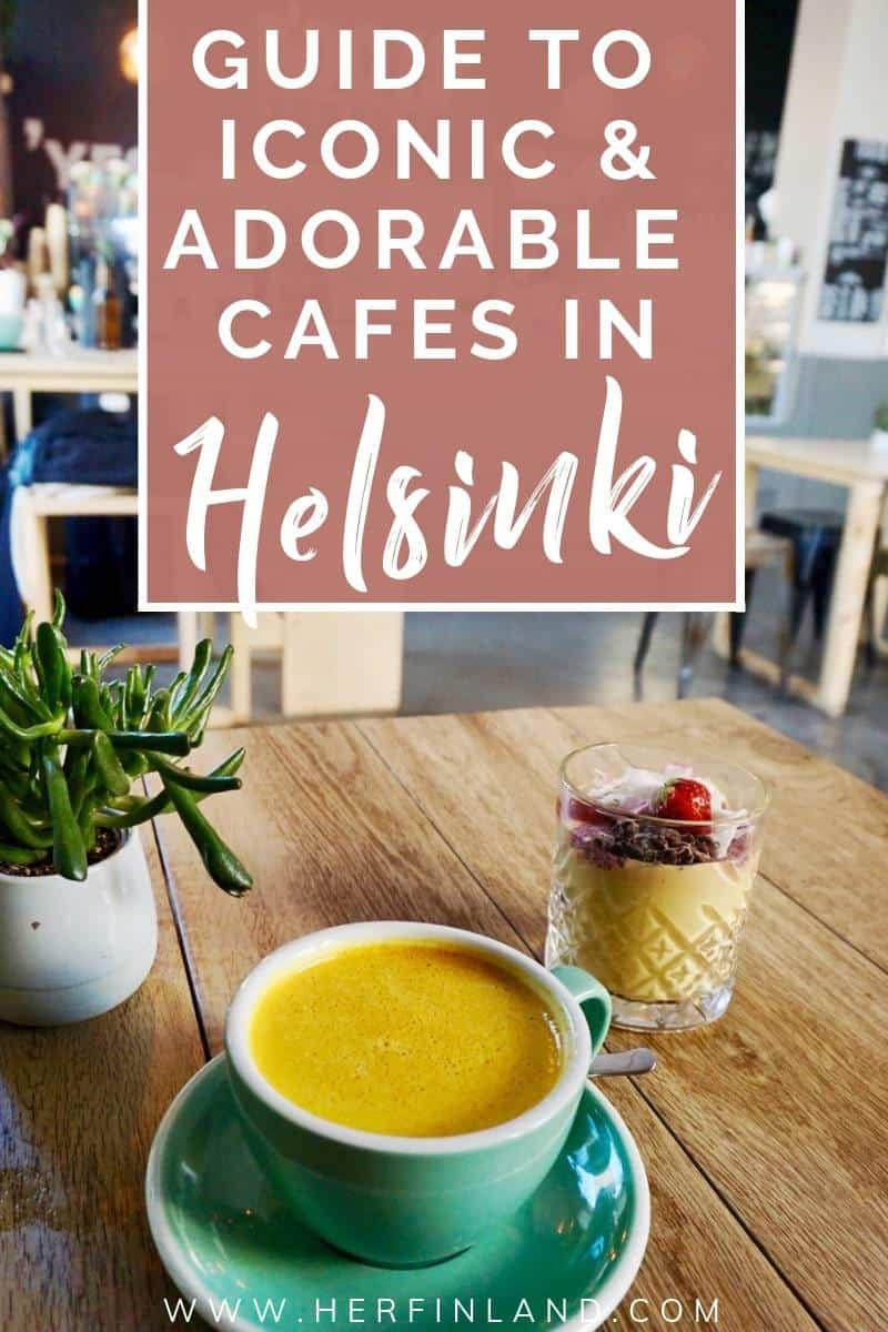 Helsinki cafes are a coffee enthusiast's dream! Read all about them in this article.