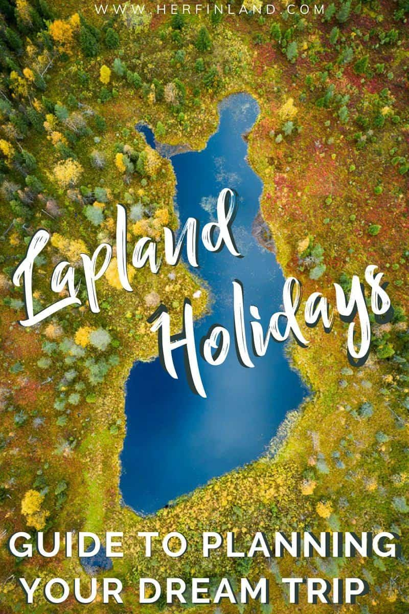 Lapland holidays offer plenty of snow, auroras and nordic flare!