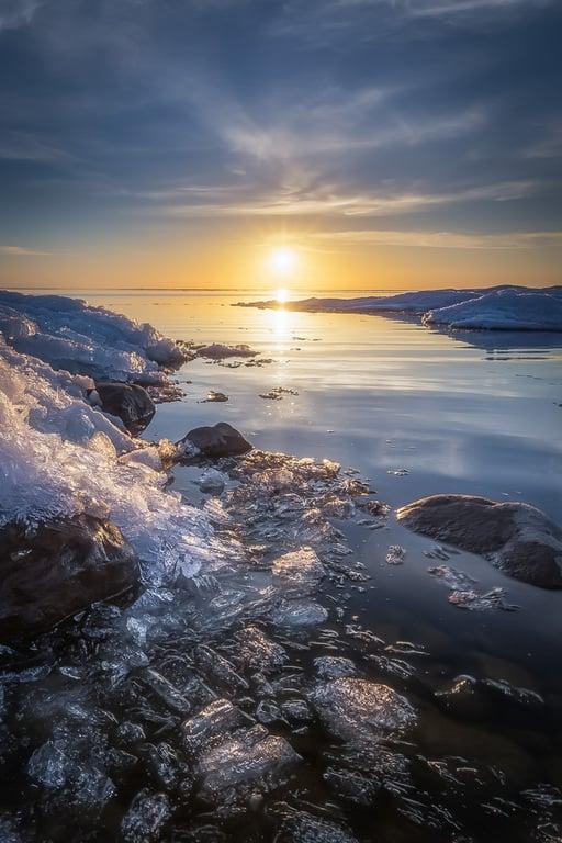 Lapland holidays in the spring are full of sunlight and snow.