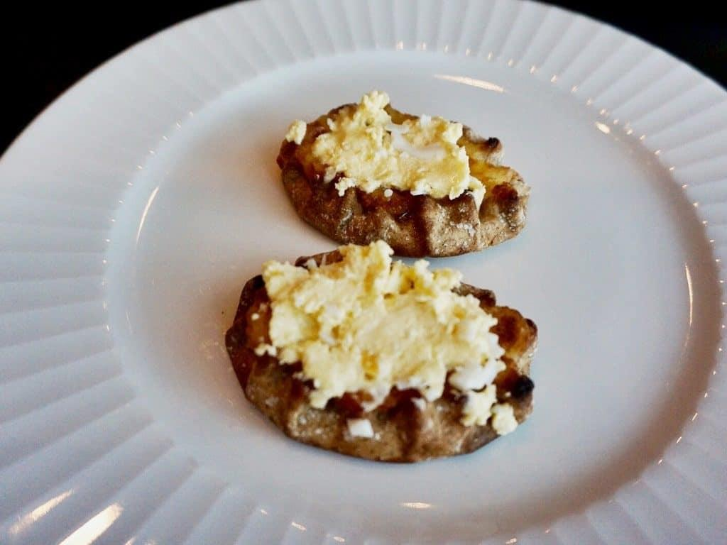 Finnish breakfast includes Karelian pies - Her Finland blog