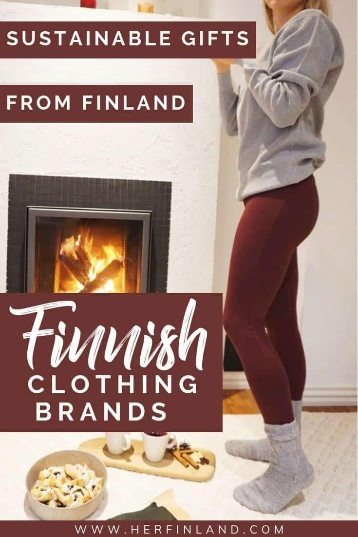 Finnish clothing brands that make sustainable multiwear are the perfect gifts for Christmas! #finnishfashion #giftguide