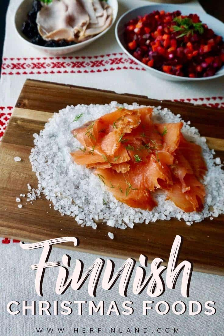 Tasty Finnish Christmas Foods That You