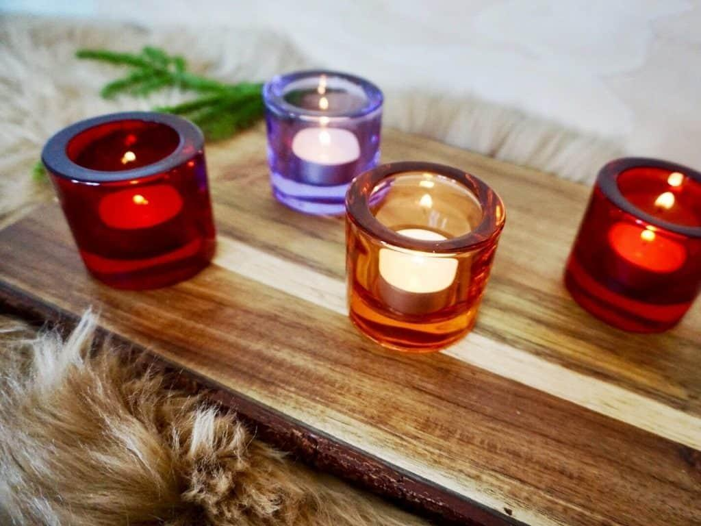 Finnish gifts: Iittala Kivi votives by Her Finland blog