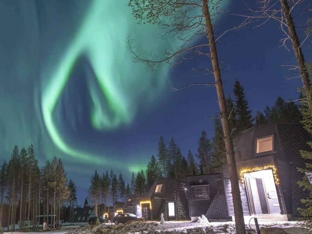 Things to do in Rovaniemi and the best hotels in town by Her Finland blog