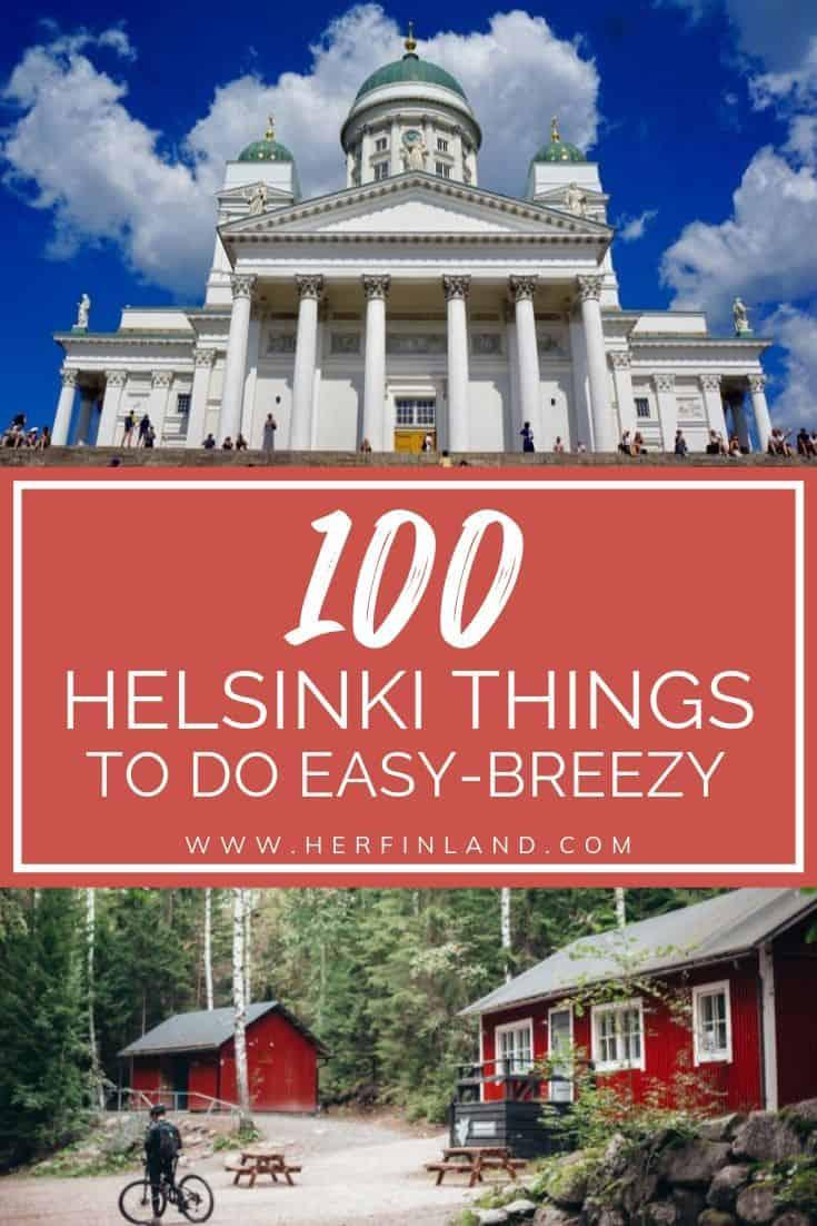 Helsinki off the beaten path! Discover this amazing city with the help of a local. Click to read all about Helsinki!