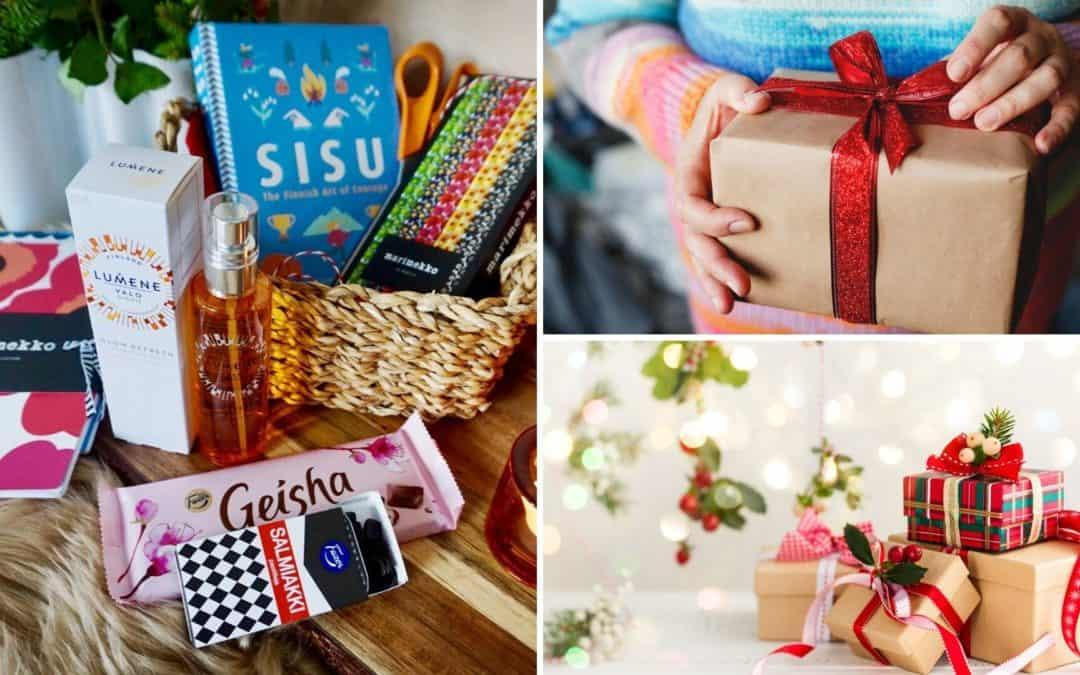 Finnish Gifts: From Christmas Basket Ideas to Fabulous Design