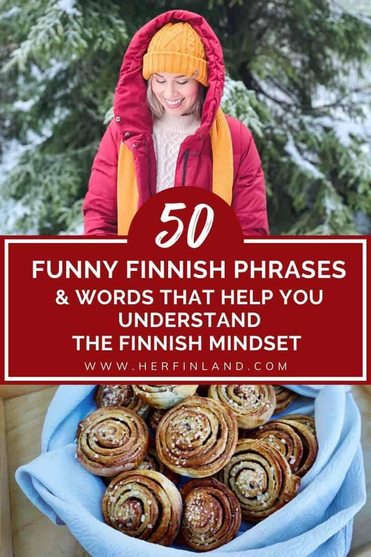 Want to understand the Finnish mindset? Check out these funny phrases from Finland!