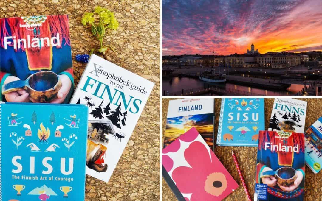 Best Finland Guide book - recommendations by Her Finland blog