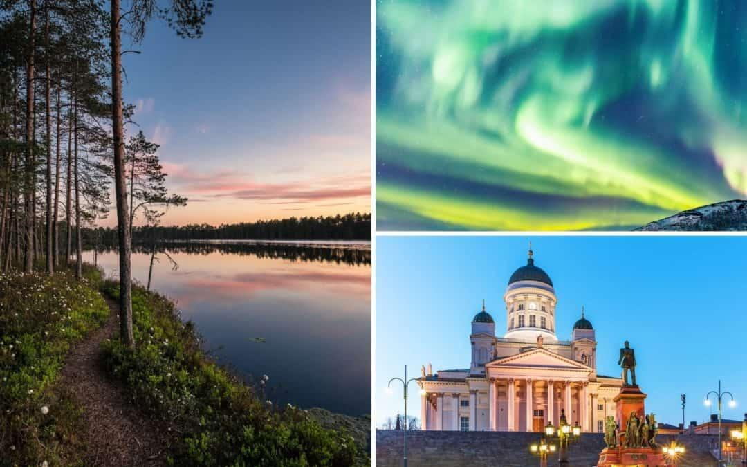 Super Helpful Guide to Finland Weather Year Round + Monthly Tips!