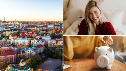 Is it expensive to live in Finland? 5 x cost of living in Finland examples (family, single person…)