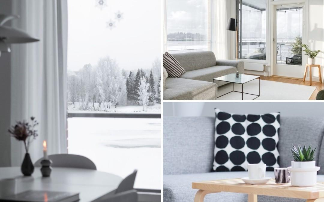 Get the Nordic Look: Modern Finnish Home Decor