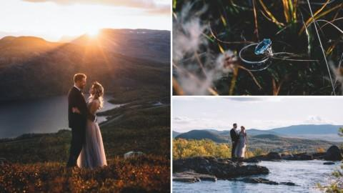 Magical Lapland Wedding: The Perfect Elopement and Photography Tips